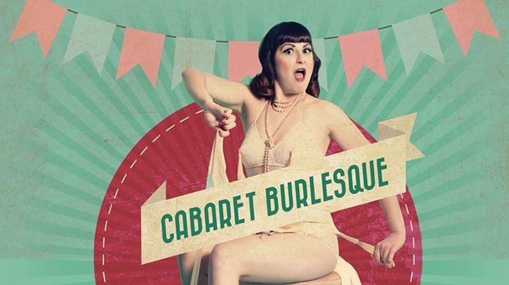 Le Cabaret Burlesque 2020