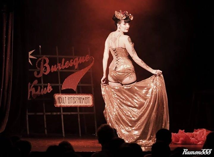 Stages avec Miss Glitter Painkiller