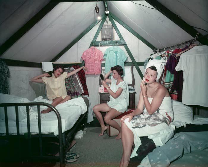 Le Burlesque Summer Camp